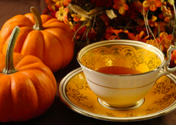 The image for THANKSGIVING TEA