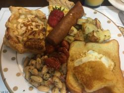 The image for BREAKFAST AT TASTY VENUES