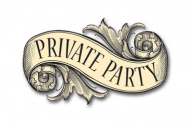 The image for Schedule your Private Party with us!